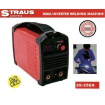 Straus Hegesztő Inverter STWD-256IVD