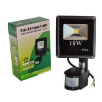 LED reflektor 10W (mozgásérzékelős)