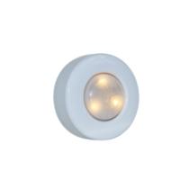 LED-es gardróbfény, mozgásérzékelővel 3db szuper erős LED