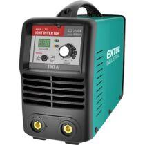 EXTOL inverter hegesztő készülék, SMART, 160A, tartozékok nélkül
