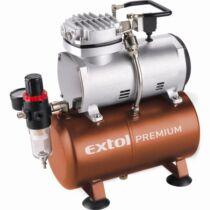 EXTOL olajmentes légkompresszor