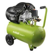 EXTOL olajos légkompresszor, 2200w