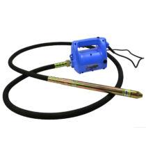 Betonvibrátor 1600W 220V 400cm-es tömlővel G80230