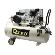 Geko 100 literes 8 Bar-os olajos kompresszor, 390 L/perc.G80303