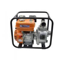 Geko benzinmotoros szivattyú, vízszivattyú 400l/p 6,5LE G81042