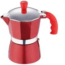 Perfect Home - Kávéfőző 3 személyes piros