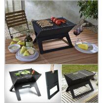 Perfect Home 13083 Hordozható grillező