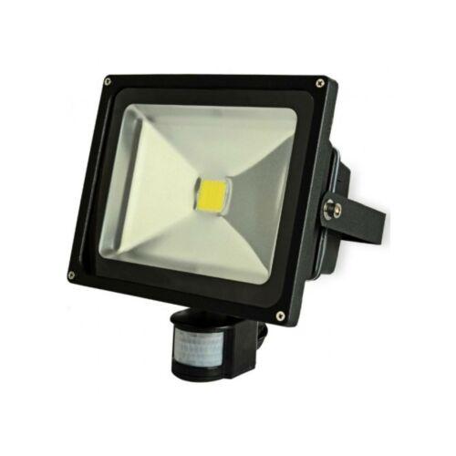 LED reflektor 30W (mozgásérzékelős)