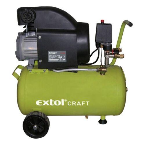 EXTOL olajos légkompresszor
