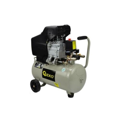 Geko 24 literes 8 Bar-os olajos kompresszor