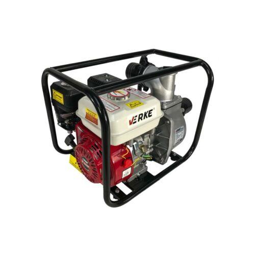 Verke V60104 benzinmotoros szivattyú 30 m / 6,5 LE / 48000 l
