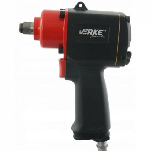 "Verke mini légkulcs 1/2""-os, 680Nm (Twin Hammer)"